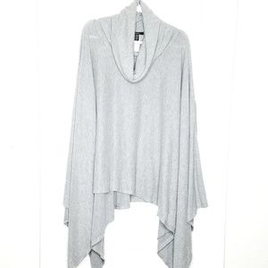 Forever 21 Pullover Poncho